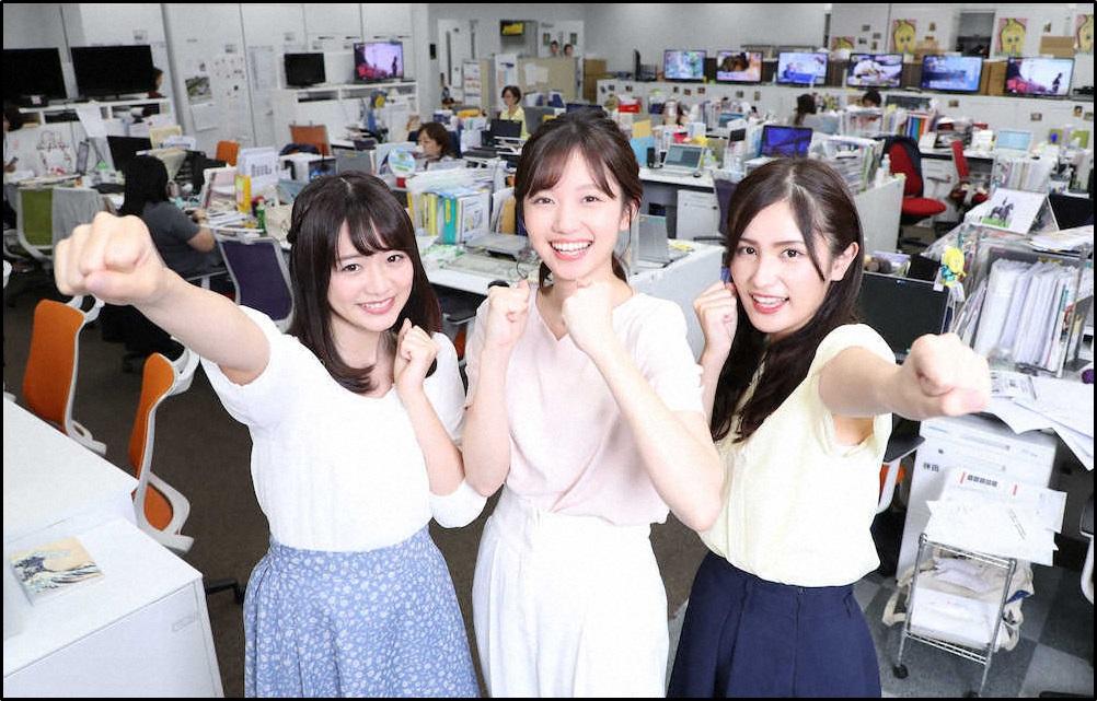 田中瞳アナウンサー、音楽祭