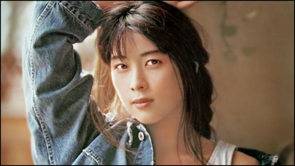 ZARD、坂井泉水、かわいい、美女、綺麗すぎる、モデル時代