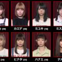 モンスターアイドル、参加者、出演者