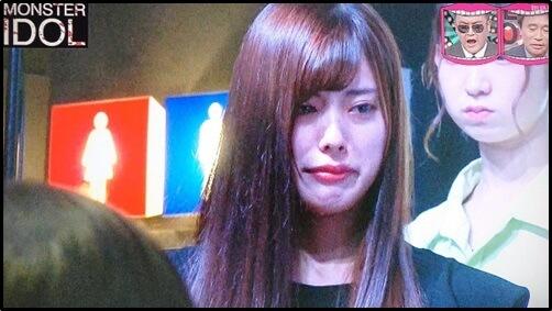 モンスターアイドル、ナオ、涙