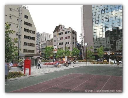 新橋桜田公園、新橋サイファー