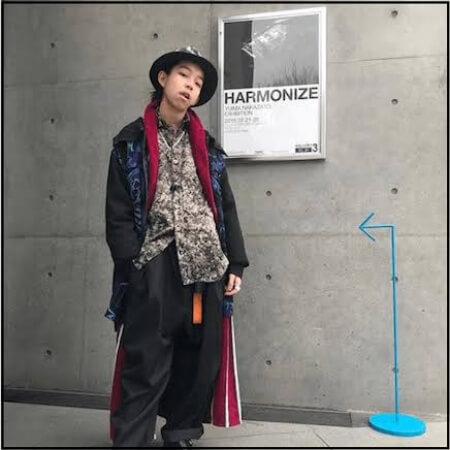 YOSHI、モデル、アーティスト