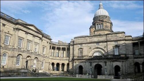 エジンバラ大学、スコットランド