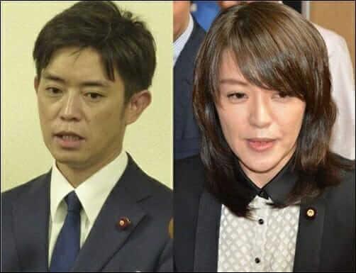 橋本健、今井絵理子、議員