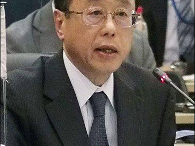和泉洋人首相補佐官が結婚した嫁は誰?子供など家族は居る?