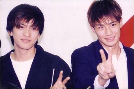 長瀬智也、若い頃、昔の写真