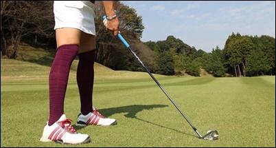 ゴルフ、女子