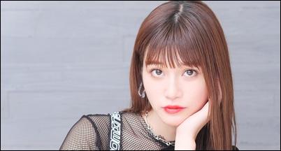 生見愛瑠、モデル