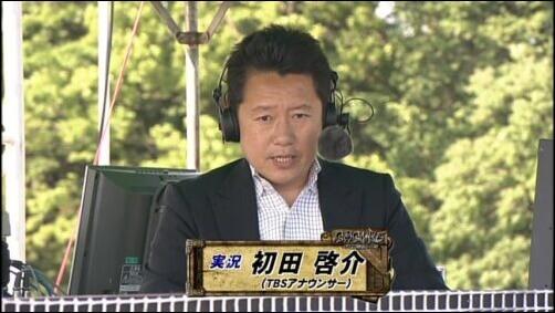 初田啓介、野球、実況、アナウンサー