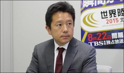 初田啓介、TBS、実況アナウンサー、野球、陸上